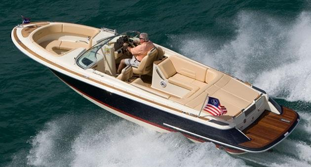 2004 used chris craft launch 25 runabout boat for sale for Used chris craft launch for sale