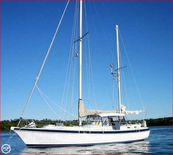 Used Morgan Out-Island 415 Ketch Sailboat For Sale