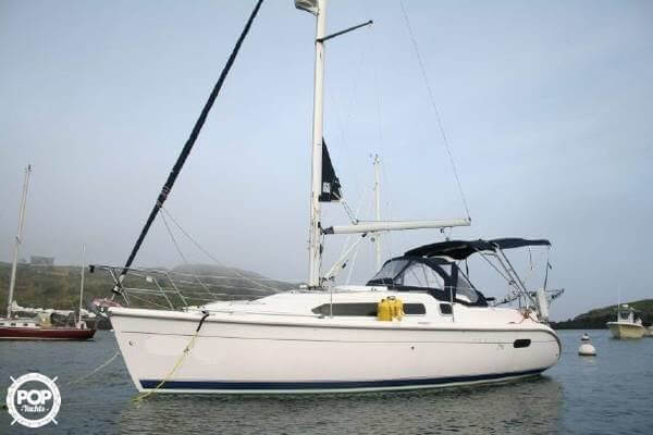Used Hunter 290 Sloop Sailboat For Sale