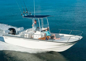 New Boston Whaler 210 Montauk Saltwater Fishing Boat For Sale