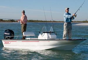 New Boston Whaler 150 Montauk Saltwater Fishing Boat For Sale