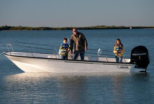 New Boston Whaler 170 Montauk Saltwater Fishing Boat For Sale