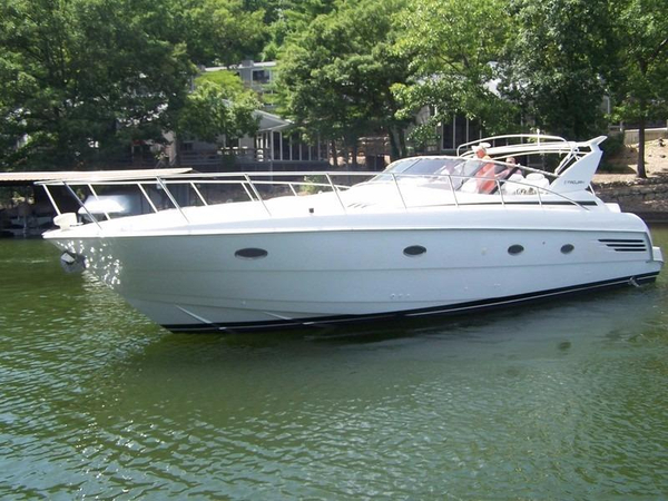 Used Trojan 440 Express Cruiser Motor Yacht For Sale