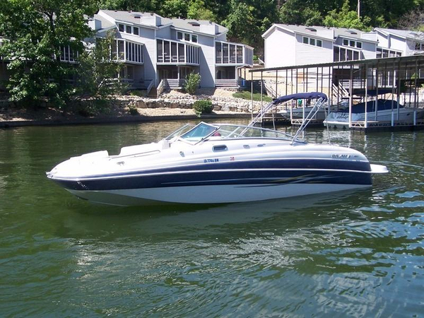 Used Four Winns 274 Funship Bowrider Boat For Sale