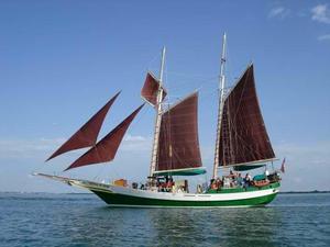 Used Schooner Creek Schooner Sailboat For Sale