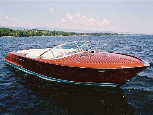 Used Riva Aquarama Special Cruiser Boat For Sale