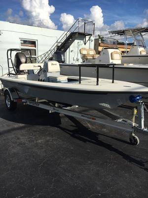 New Maverick Mirage 18 HPX-V Skiff Boat For Sale