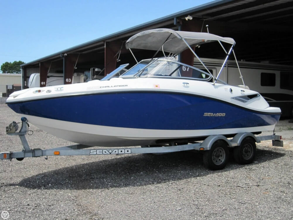 Used Sea-Doo 210 Challenger S Bowrider Boat For Sale