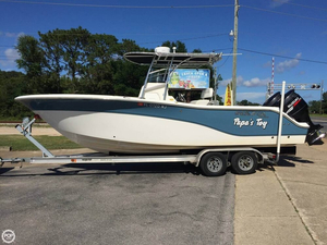 Used Sea Fox PRO 256 CC Center Console Fishing Boat For Sale