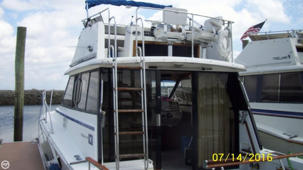 Used Trojan 32 Sports Fishing Boat For Sale