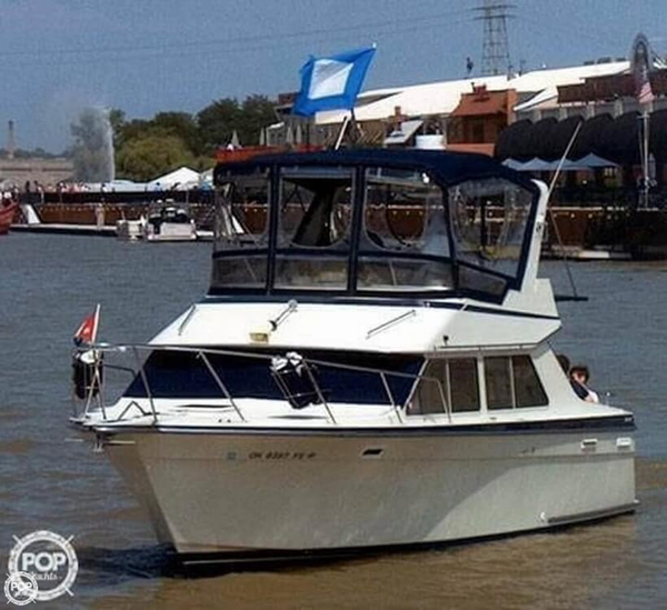 Used Tollycraft 30 Sport Cruiser Express Cruiser Boat For Sale