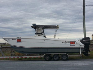 Used Pro Sports Pro Kat 2680 Center Console Fishing Boat For Sale