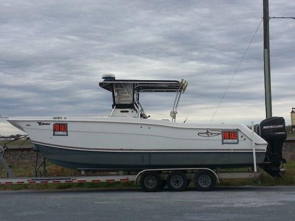 2005 used pro sports pro kat 2680 center console fishing for Used sport fishing boats for sale