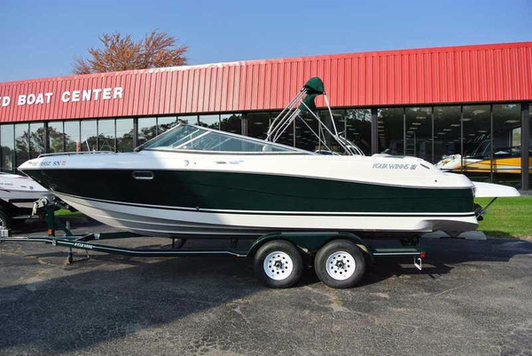 Used Four Winns 260 Horizon Runabout Boat For Sale