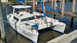 Used Prout Snowgoose 37 Custom Catamaran Sailboat For Sale