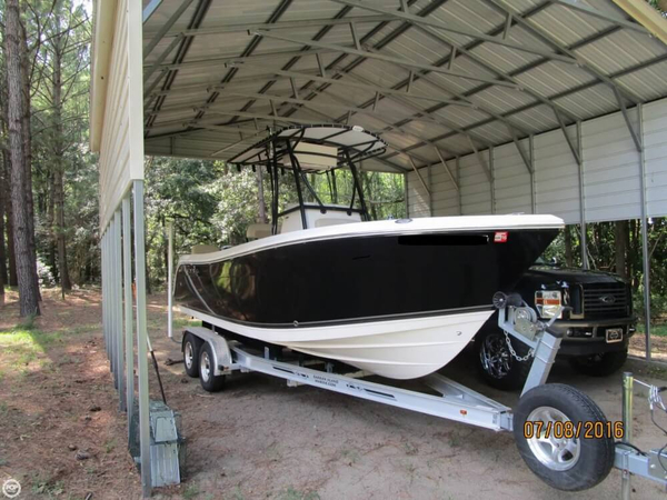 Used Cobia 217CC Center Console Fishing Boat For Sale