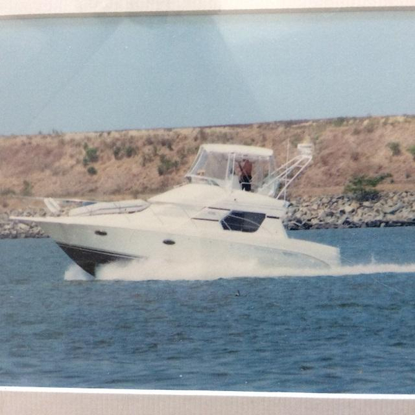 Used Silverton 35 Convertible Motor Yacht For Sale