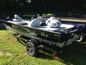 New G3 Freshwater Fishing Boat For Sale