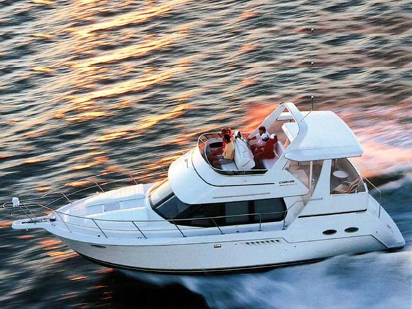 Used Carver 35 Aft Cabin Motor Yacht For Sale