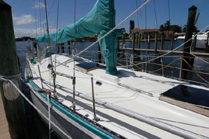 Used Morgan Starrett & Jenks 45 Aft Cockpit Cruiser Sailboat For Sale