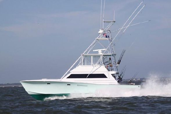 Used Monterey Custom Convertible Fishing Boat For Sale