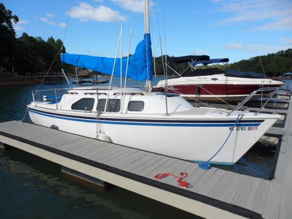 Used Laguna Sloop Sailboat For Sale