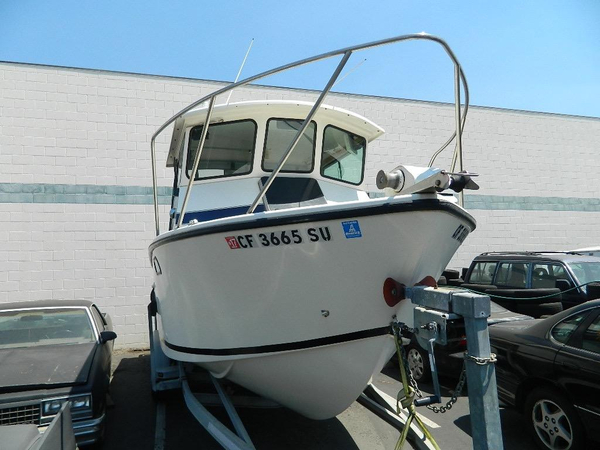 Used Farallon 25 Pilothouse Boat For Sale