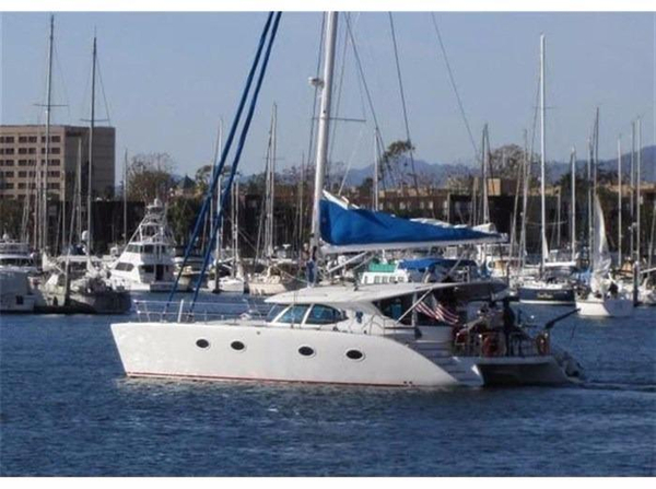 Used Prout International 50S Catamaran Sailboat For Sale