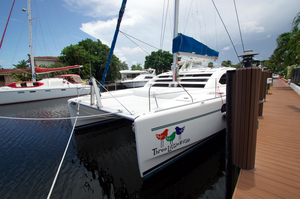 Used Robertson And Caine Leopard 46 Cruiser Sailboat For Sale