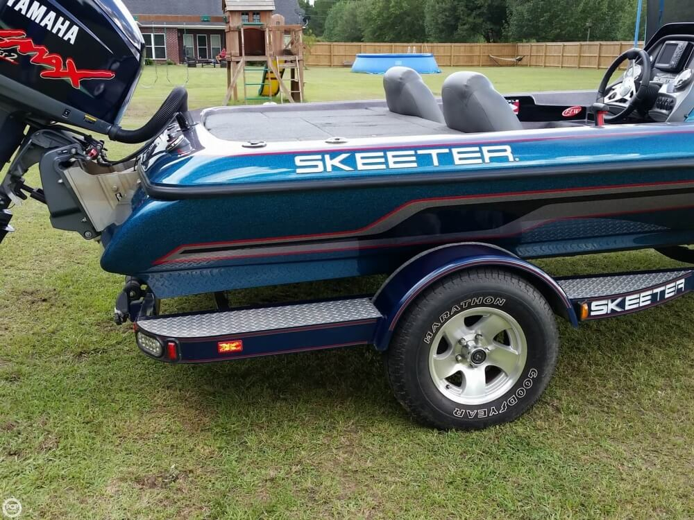 2013 Used Skeeter ZX200 Bass Boat For Sale - $33,900 ...
