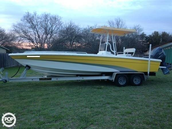 Used Concept Marine 27 CC Center Console Fishing Boat For Sale