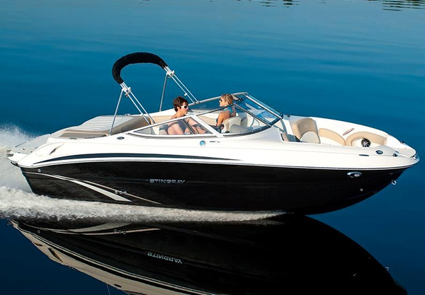 New Stingray 215 LR Bowrider Boat For Sale