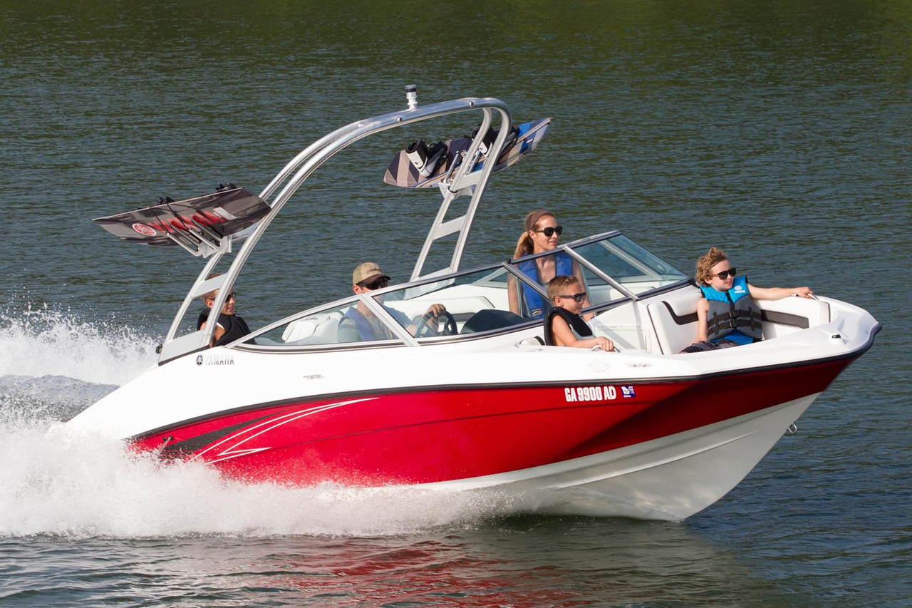 2016 new yamaha ar190 ski and wakeboard boat for sale