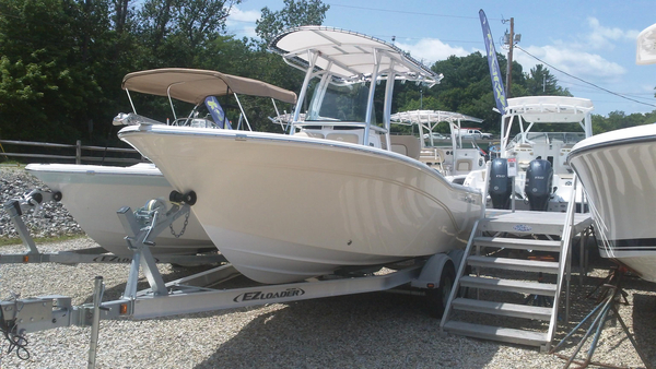 New Sea Fox 226 Commander Saltwater Fishing Boat For Sale