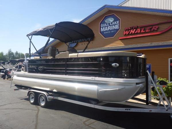 New Veranda Relax V2275 Pontoon Boat For Sale