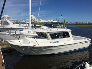 Used Seasport Sportsman 2200 Cuddy Cabin Boat For Sale