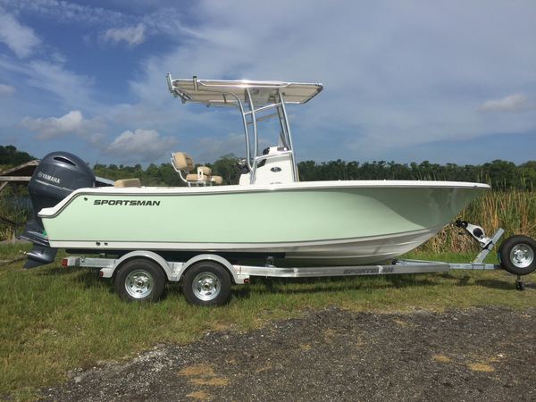 New Sportsman Boats Open 212 Center Console Center Console Fishing Boat For Sale