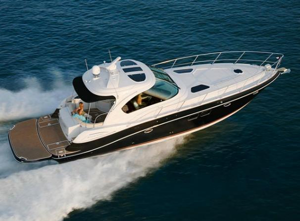 Used Four Winns V458 Express Cruiser Boat For Sale