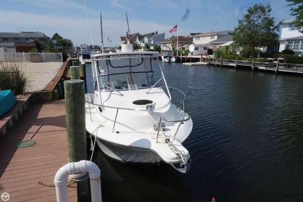 Used Sea Fox 257 Walkaround Fishing Boat For Sale