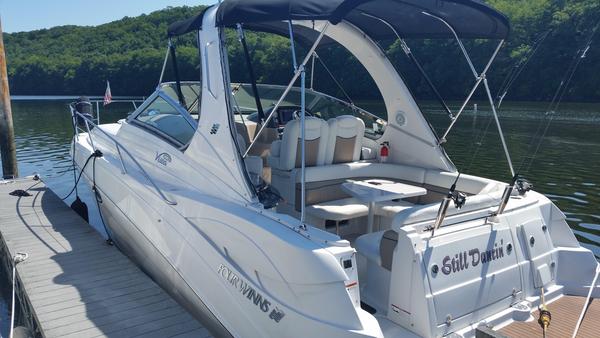 Used Four Winns 318 Vista Cuddy Cabin Boat For Sale