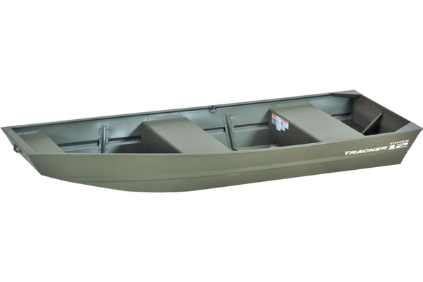 New Tracker Topper 1236 Riveted Jon Unspecified Boat For Sale