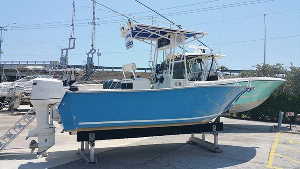 Used Cape Horn 19 Center Console Center Console Fishing Boat For Sale