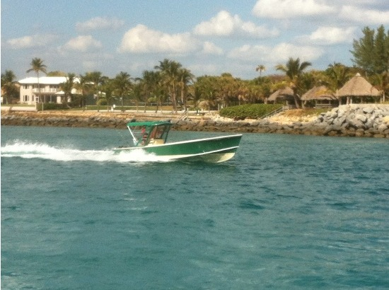 Used Dorado Center Console Boat For Sale