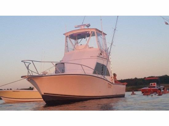Used Albemarle 325 Convertible Saltwater Fishing Boat For Sale