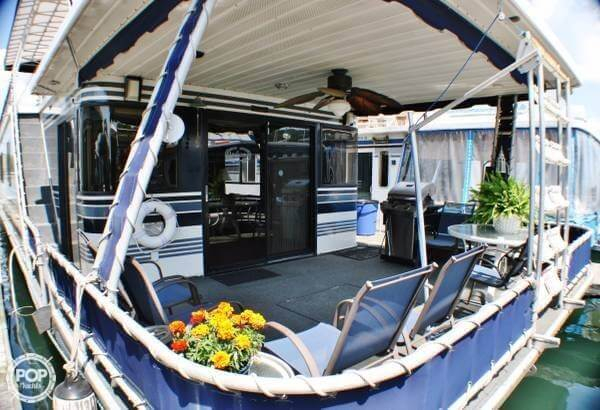 Used Sumerset 16 x 74 House Boat For Sale