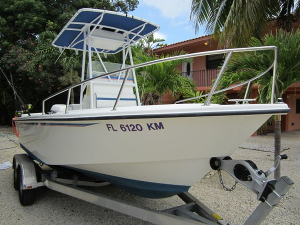 Used Edgewater Center Console Boat For Sale