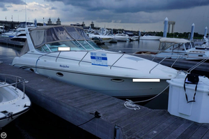 Used Silverton 310 Express Cruiser Boat For Sale