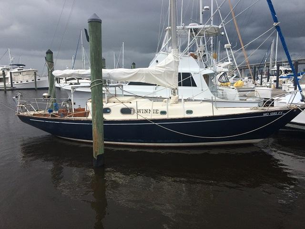 Used Pearson Alberg Sloop Sailboat For Sale