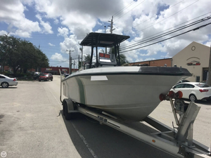 Used Angler 220B Center Console Fishing Boat For Sale