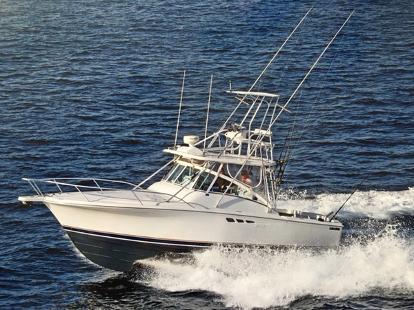 Used Luhrs 2900 Open Sports Fishing Boat For Sale